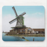 Holland Windmill Mouse Pad