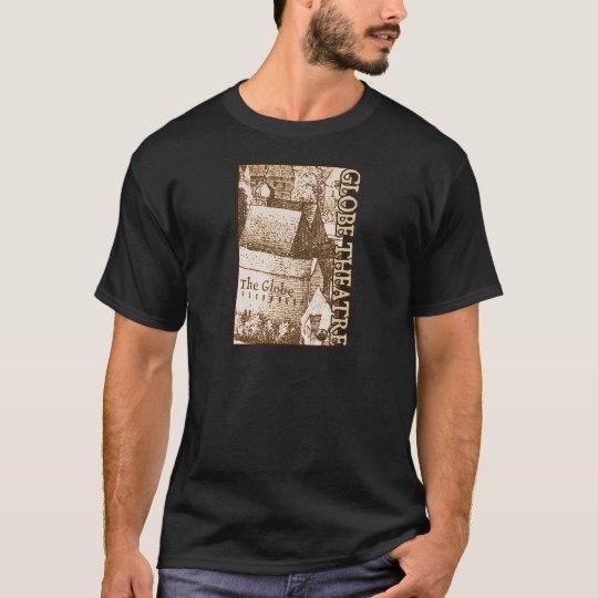 Hollar's Globe Theatre T-Shirt
