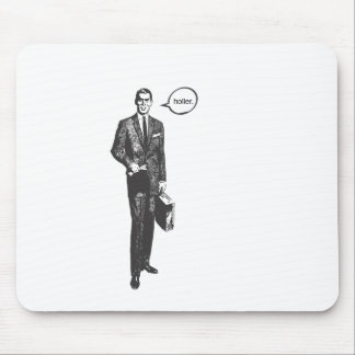 Holler Mouse Pad
