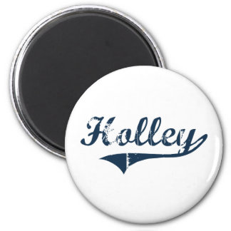 Holley New York Classic Design 2 Inch Round Magnet