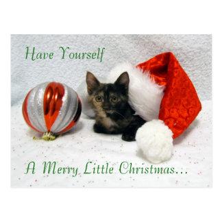 Holley's Christmas Postcard