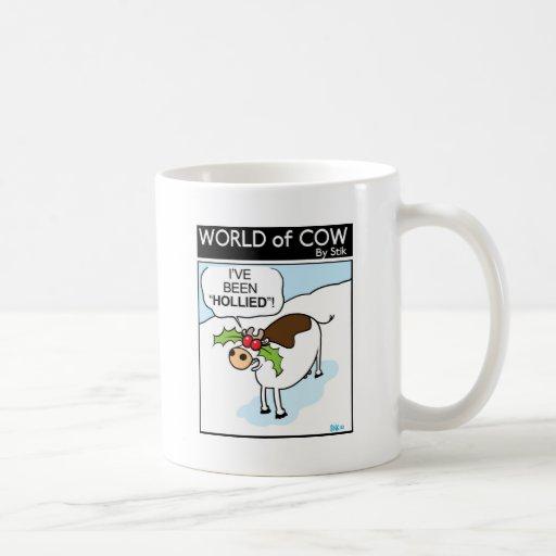 Hollied Coffee Mugs