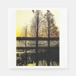 Hollingsworth Reflections Paper Napkin