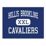 Hollis Brookline - Cavaliers - High - Hollis Postcard