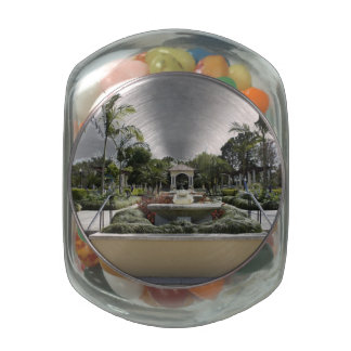 Hollis Gardens Jelly Belly Candy Jars