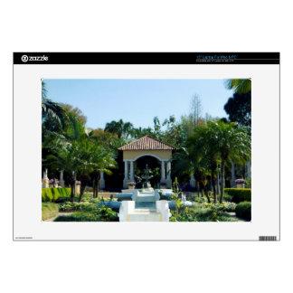 Hollis Gardenscape Calcomanías Para Portátiles