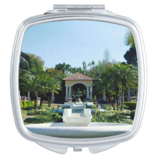 Hollis Gardenscape Espejos De Viaje