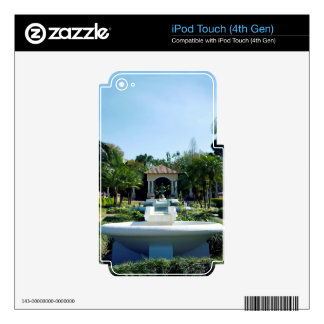 Hollis Gardenscape iPod Touch 4G Skins