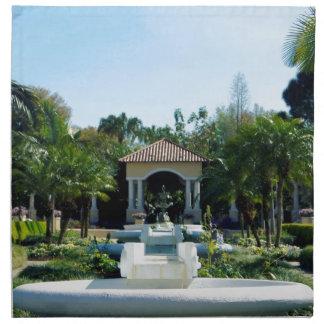 Hollis Gardenscape Servilleta