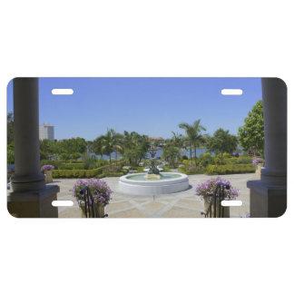 Hollis Overlook License Plate