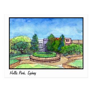 Hollis Park, Sydney Postcard