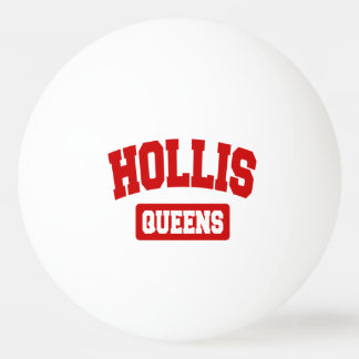 Hollis, Queens, NYC Ping-Pong Ball