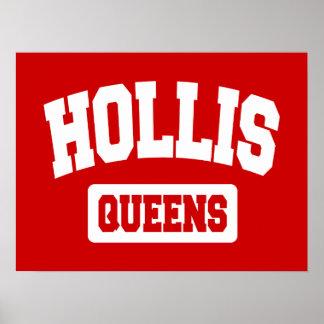 Hollis, Queens, NYC Poster