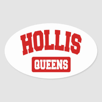 Hollis, Queens, NYC Stickers