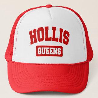 Hollis, Queens, NYC Trucker Hat