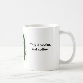 Hollis Vodka Mug