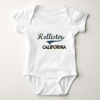 Hollister California City Classic Baby Bodysuit