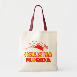 Hollister, Florida Tote Bags