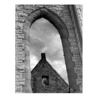 Hollow Church Postcard