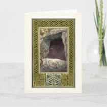 Hollow Hill Greeting Card