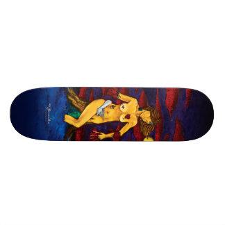 """Hollow"" Series Deck Custom Skateboard"