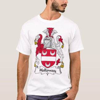 Holloway Family Crest T-Shirt