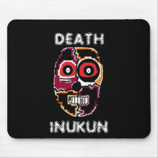 holloween (2), DEATH, INUKUN Mouse Pad