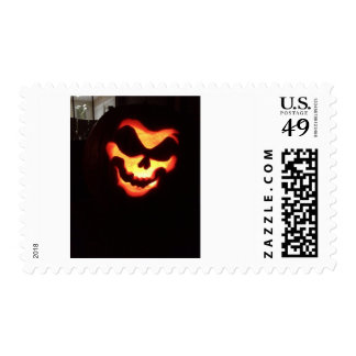 holloween stamp