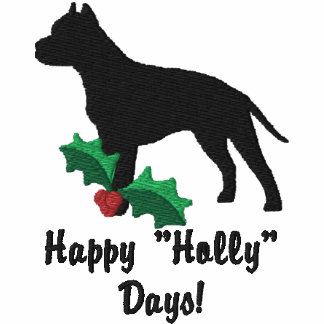 Holly American Staffordshire Terrier