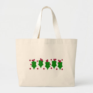 Holly and Berries Bag