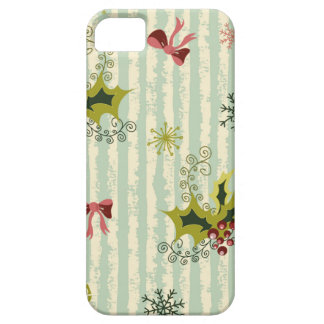Holly and Bows iPhone SE/5/5s Case