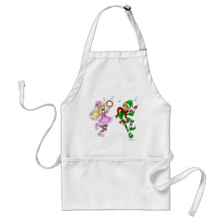 Holly and Jolly Christmas Apron