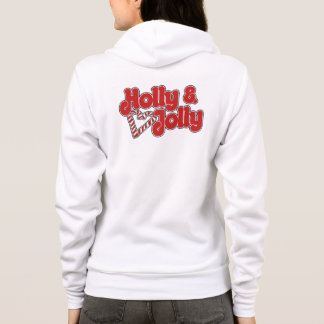 Holly and Jolly Hoodie