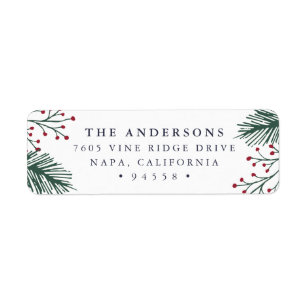 holiday address labels thevillas co