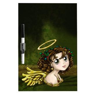 Holly Angel Dry-Erase Board