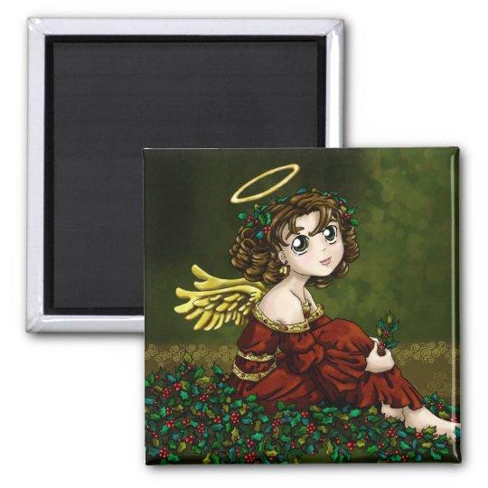 Holly Angel Magnet