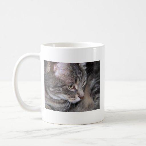 Holly Being Thoughful Mug