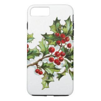 Holly Berries 001 iPhone 8 Plus/7 Plus Case