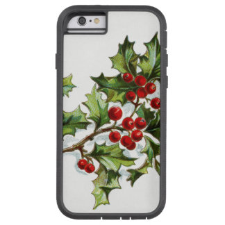 Holly Berries 001 Tough Xtreme iPhone 6 Case