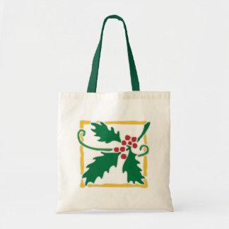 Holly Berries Bag