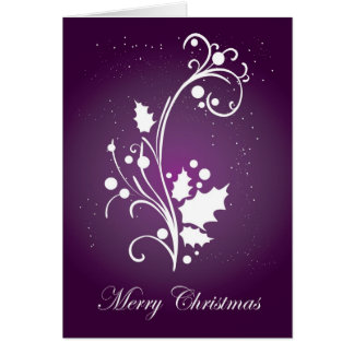 Holly Berries Cards