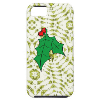 Holly berries iPhone SE/5/5s case