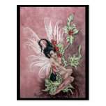 Holly Berry Faery Post Cards