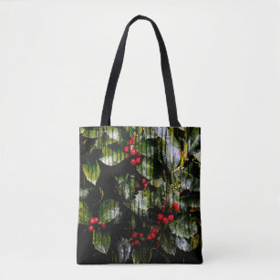 Holly Berry Bags  10c7dbed840ad