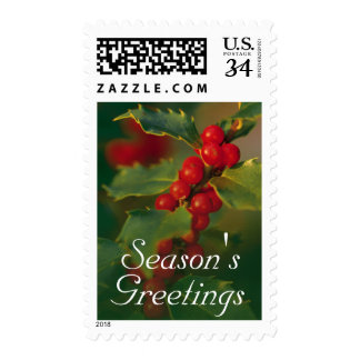 Holly branch postage