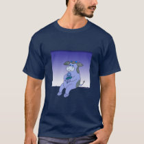Holly Cow BLUE WITHOUT YOU T-Shirt