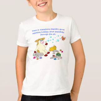 """Holly Cow """"Bubbles"""" T-Shirt"""
