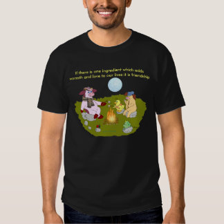 "Holly Cow, ""Friendship Fire"" T Shirt"