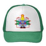 Holly Deer Trucker Hat