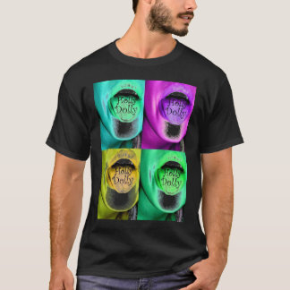 Holly Dolly Tongues T-Shirt